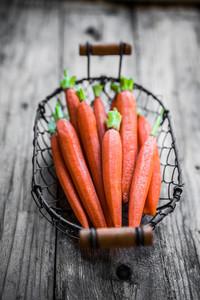 Farm Raised Baby Carrots