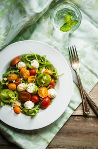 Salad With Arugula