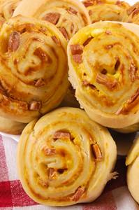 Ham Pastry