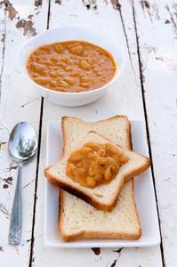 Bean Sandwich