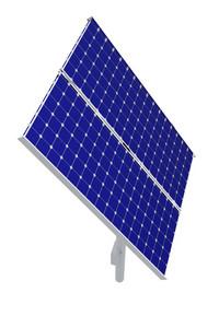 Dual Solar Panel
