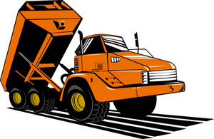 Dumper Tipper Truck Lorry