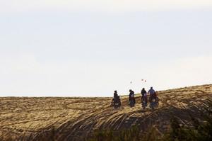 Dunes - Bike Race