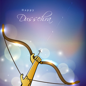 Dussehra Background.
