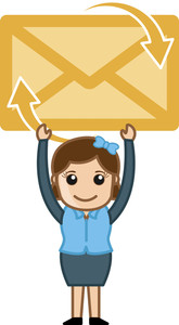 E-mail Envelope - Vector Illustration
