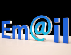 E-mail Letters Shows Correspondence On Web