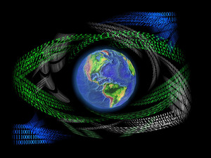 Earth And Binary Codes