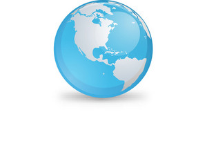 Earth Globe Lite Plus Icon