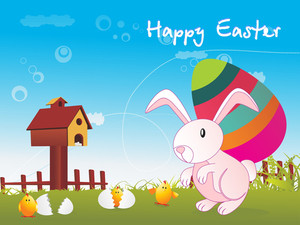 Easter Day Wallpaper