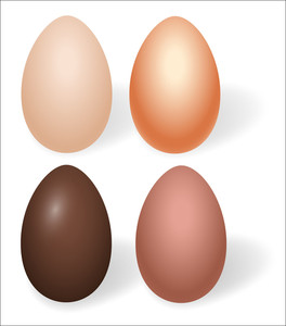 Easter Eggs Vectors