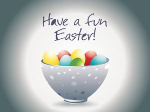Easter Scene
