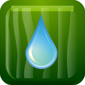 Eco-friendly Tiny App Icon