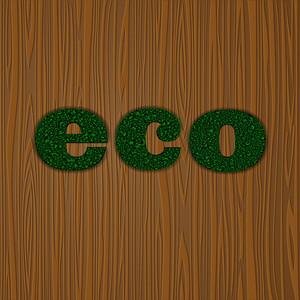Eco On Wood