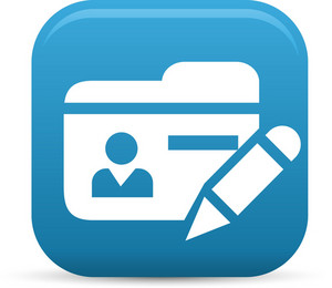 Edit Contact Elements Lite Icon