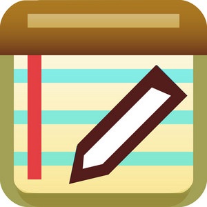 Edit Notes Tiny App Icon