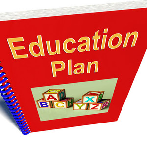 Education Plan Shows Learning Strategy