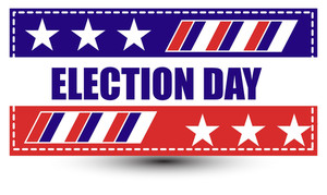 Election Day Background