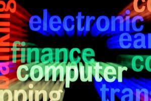 Electronic Finance Computer
