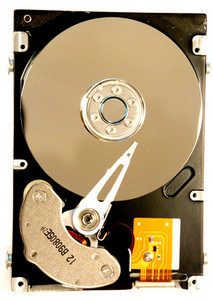 Electronics Hard Drives 4 Texture
