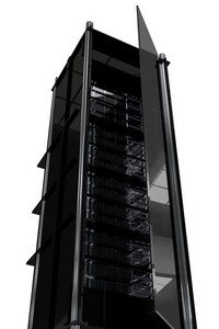 Elegant Server Rack