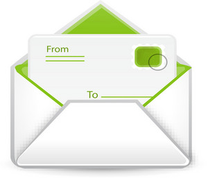 Email Open Lite Ecommerce Icon