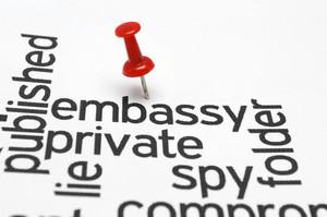 Embassy Private Spy