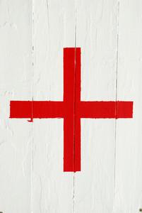 Emergency Cross Sign