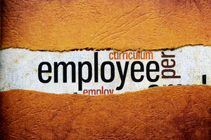 Employee Concept