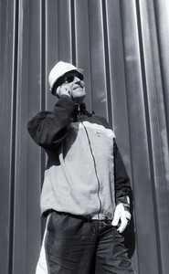 engineer in hardhat inside oil industry