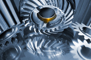 engineering gears and cogs, metal industry