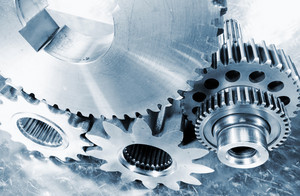 engineering in steel and titanium gears