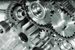 engineering parts as a machinery