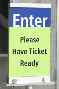 Enter Signboard 269