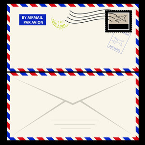 Envelopes Vector Designs