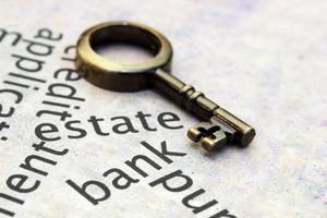 Estate And Loan Concept