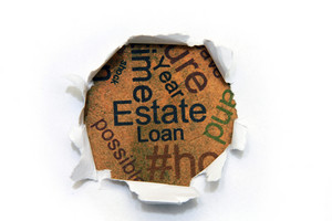 Estate Loan Concept