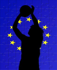 Eu Basketball Player
