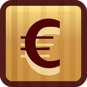 Euro Brown Tiny App Icon