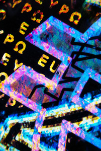 Euro Hologram