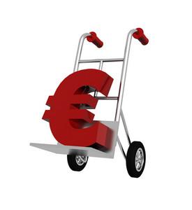 Euro On Cart