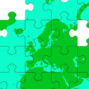 Europe Map Shows Kingdom Politics