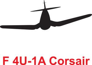 F 4u-1a Corsair