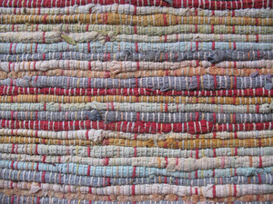 Fabric Thick Strands 11 Texture