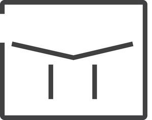 Face 6 Minimal Icon