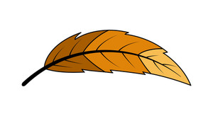 Fall Leaf Vector