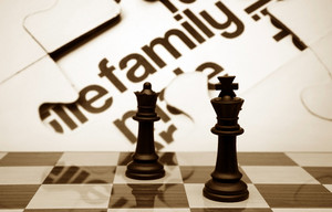 Family Chess Concept