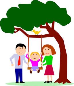 Family Childonswing
