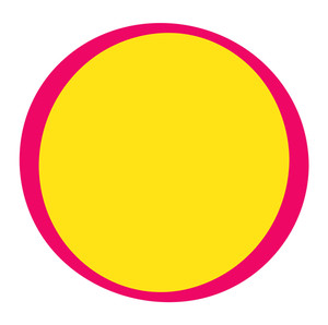 Fancy Colored Circle