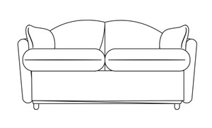 Fancy Sofa Shape