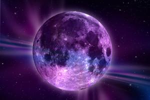Fantasie-Mond